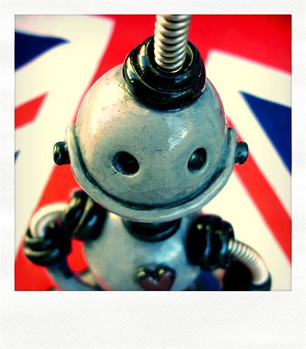 Sneak Peek - that's a royal smile Mr. Robot by HerArtSheLoves