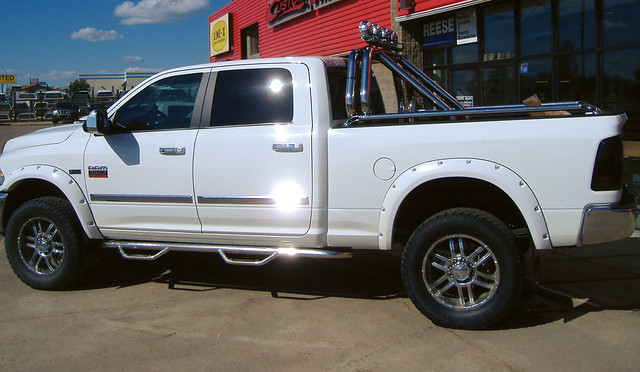 truck parts dodge custom ram 2500 2011