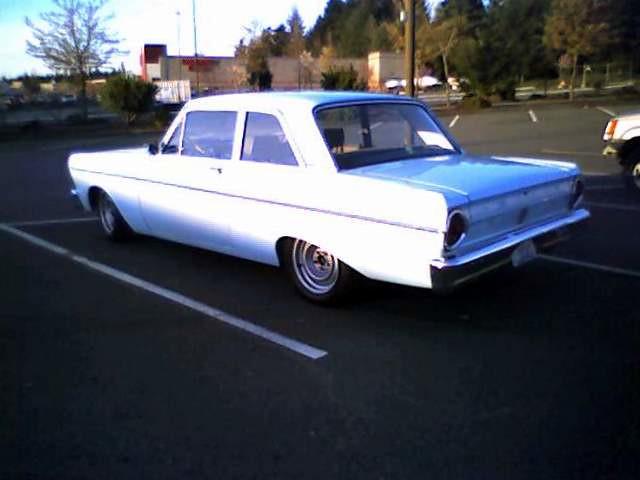 1964 Ford Falcon Sedan