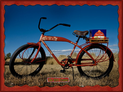 Win a New Belgium 20th Anniversary Cruiser