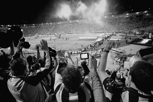 Copa Libertadores de America 2011   Santos  - Peñarol   110615-6900-jikatu 110622-7505-jikatu-Edit