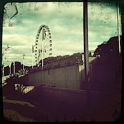 {365} 183 Ferris Wheel