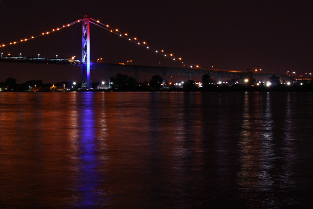 Day 305 - Ambassador Bridge