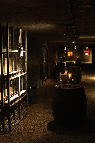The Caves of Marche Aux Vin