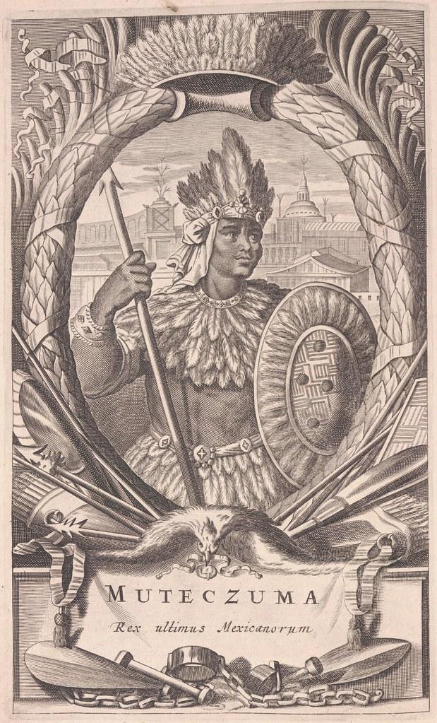 Muteczuma Rex ultimus Mexicanorum