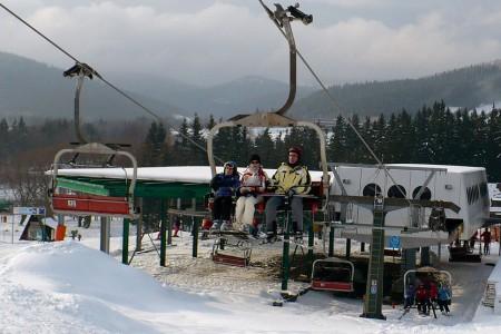 České hory 2009/10 - čtyři nové lanovky
