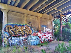 Reks, Tekn, Splen (You can call me Sir.) Tags: california graffiti bay marin north novato northbay reks idc nhr tekn splen