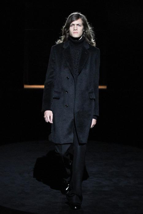 FW11 GUCCI Charity Fashion Show015_Marcel Castenmiller(Fashionsnap)