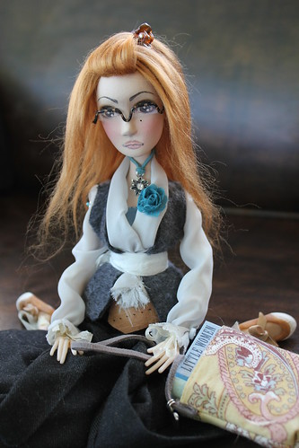 Silvija's Custom Doll