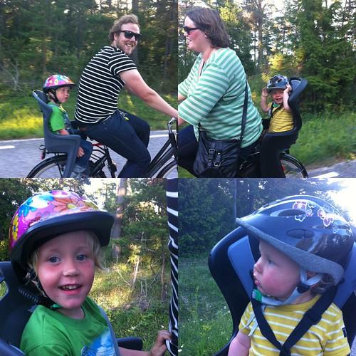 Cykeltur på landet
