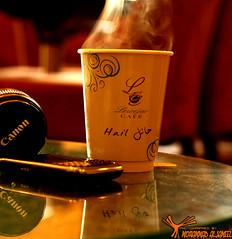 Coffee (MoHammaD Al-jameel) Tags: شباب غموض فن حزن فرح لقطة إبداع شخصي قوة احتراف لحظةفكرة