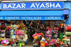 Bazar (jmvnoos in Paris) Tags: paris france color colors shop nikon colorful magasin couleurs boutique shops gadget gadgets couleur bazar cadeaux cadeau coloré colorés d300 magasins 5faves supershot colorée bazars colorées outillage jmvnoos 5favesext