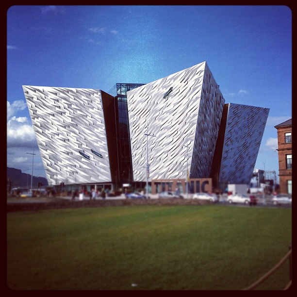 #vacantplaces TITANIC EXHIBITION, Belfast