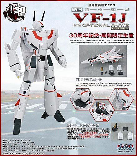 Yamato Macross Valkyrie VF-1S / VF-1J 超時空要塞 完全變形