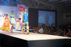 Fashion - 083 (Rajesh_India) Tags: sonali fashion graduation collection hyderabad nift pamnani