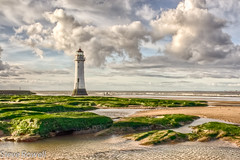 New Brighton Lighthouse (3) (Steve Rowell Photography) Tags: uk england lighthouse seascape water canon landscape eos coast view northwest places hdr wirral newbrighton newbrightonlighthouse hdrextremes extremehdr flickraward hdraddicted blinkagain canon1100d eos1100