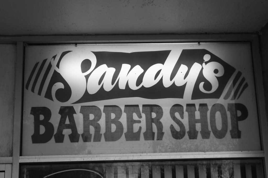 the worlds best photos of haircut and signage flickr