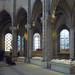 Ambulatory (right side), Basilica of St. Denis