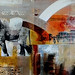 Elephant Panoramic _ 60 x 200 cms _ Acryl and Serigrafie on Canvas (sold/verkauft)