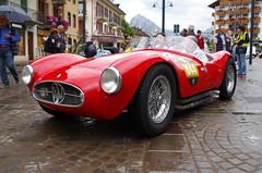 Maserati 176 GLS (osti_andrea) Tags: coppa doro delle dolomiti cortina dampezzo aci asi classic car race historical rare last 1 piece