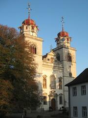 IMG_8155(1) (Chat Malicieux) Tags: kloster rheinau church klosterkirche kirche