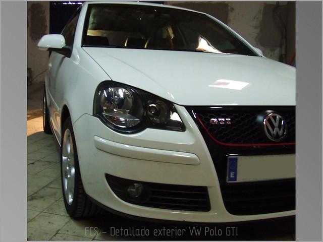 VW Polo GTI 9n3-15