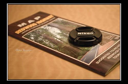 15/365: Map & Nikon Cover