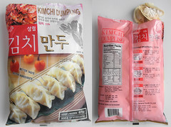 Koreaanse Diepvries Kimchi Dumplings