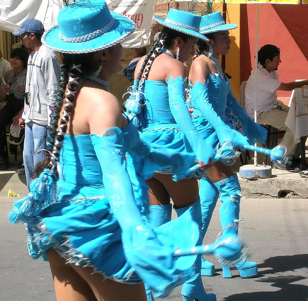Beautiful Urkupina Dancers