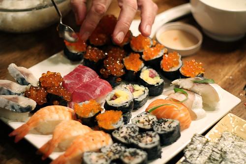 sushi night III