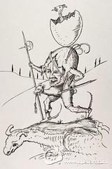 Dalí - Pantagruel