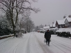 Big Freeze II - Oxted