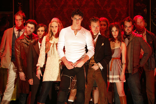 Bloody Bloody Andrew Jackson Broadway Cast