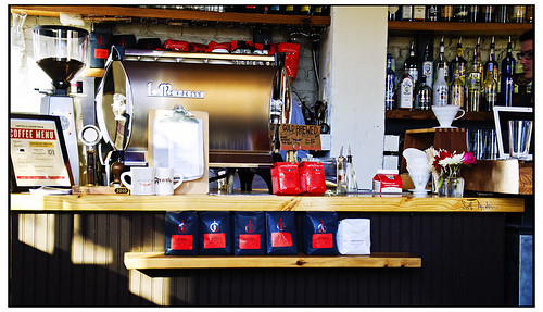 Intelligentsia Coffee -Frank, Austin