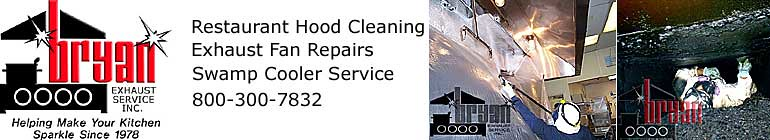 Pasadena Exhaust Hood Cleaning