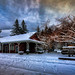 North Bend Depot Spiced HDR by Fresnatic