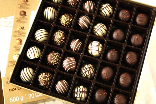 President's Choice Gourmet Belgian Chocolate Collection