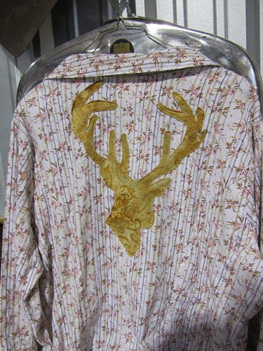 10 point Buck - Saddle Tramp Shirt