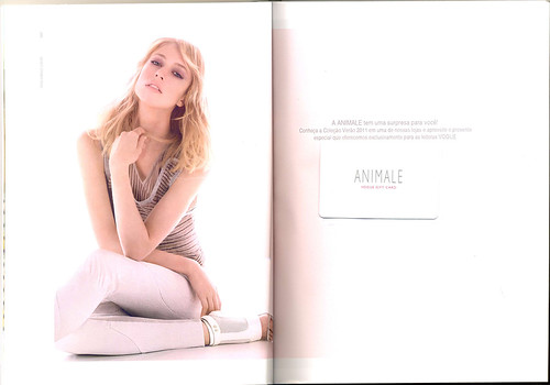 animale vogue dez 2010