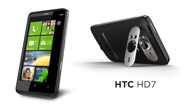 Reseña HTC HD7 de T-Mobile con Windows Phone 7