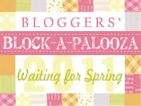QuiltDad's Bloggers' Block-a-palooza Quilt Along
