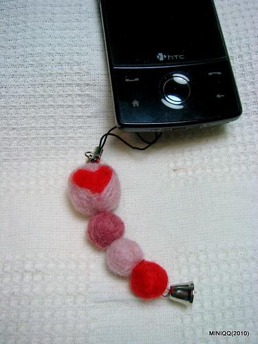 20101206 DIY羊毛氈 15