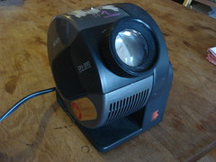 projector for give-away (jimn) Tags: projector freecycle