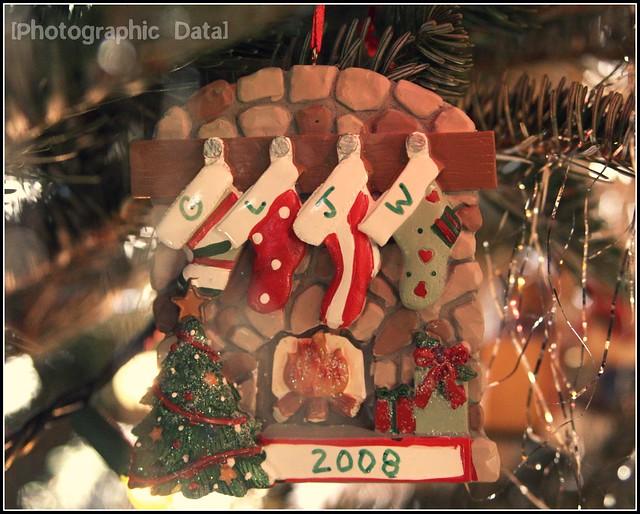 xmas ornament 2008