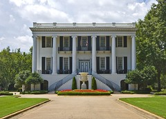 Presidents Mansion.jpg (corvar) Tags: old city camping musician snow elephant art monument nature grave sex stone campus fun town football neon alone child head stadium antique top south bbw rolltide famous cemetary president alabama jazz grand tourist tent best swing gas mesaverde tuscaloosa destination swingset mansion denny tradition sax desolate amateur monolith chimes castroneves labonte jackdaniel
