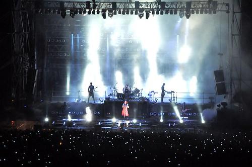 Rammstein en Argentina 2010