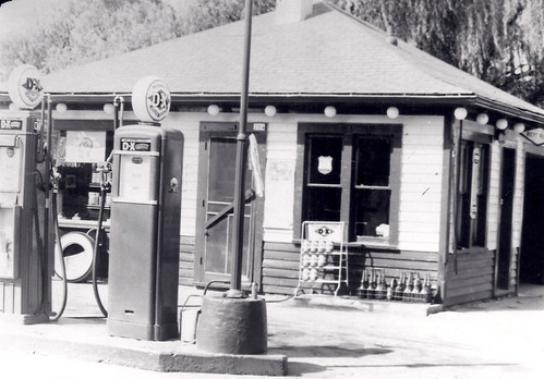 DX Filling Station