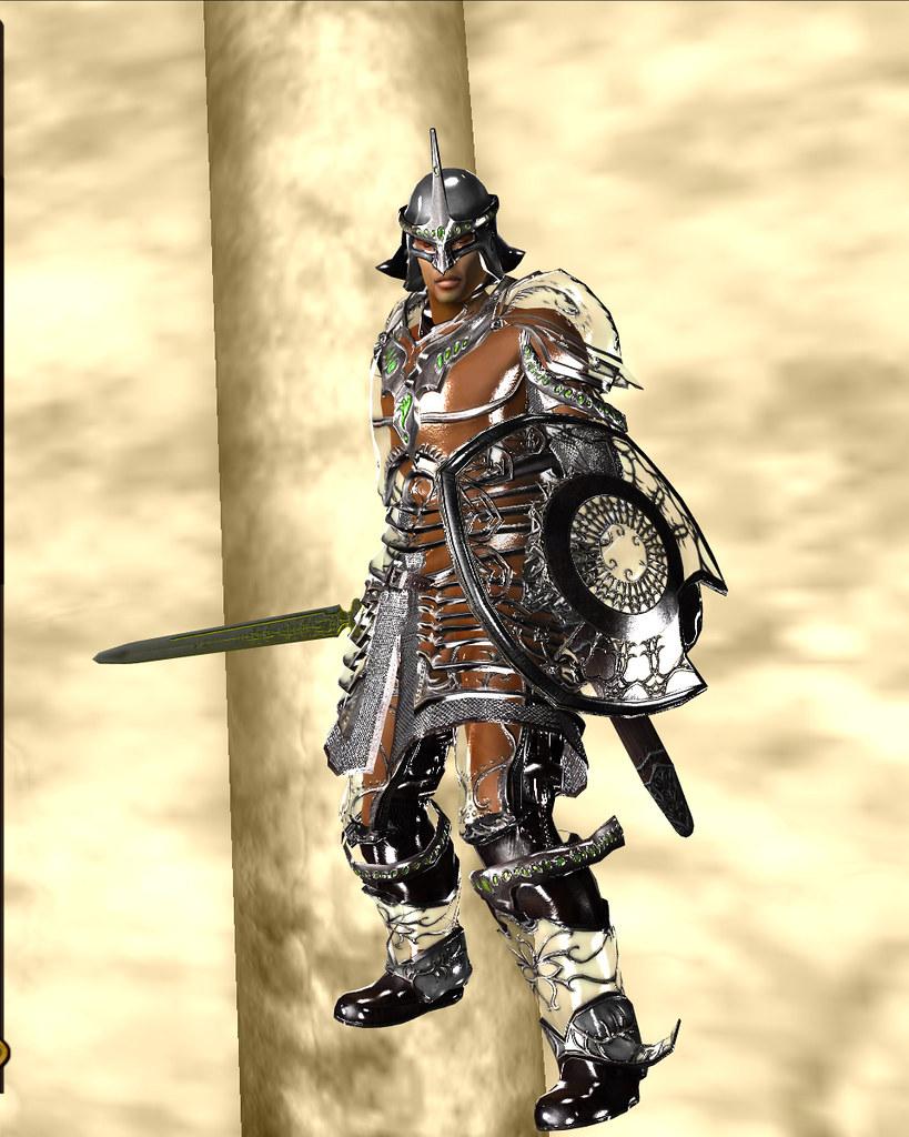 glass armor - crystal clear variant 10