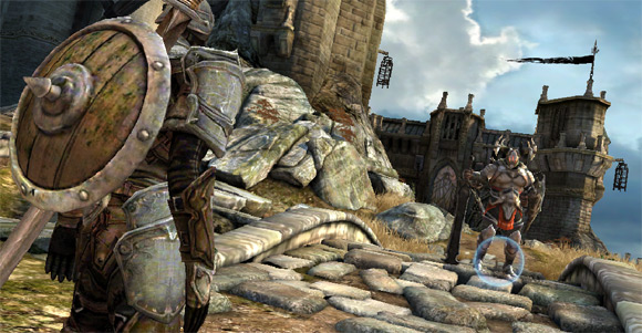 Infinity Blade (iPad, iPhone, iPod touch)