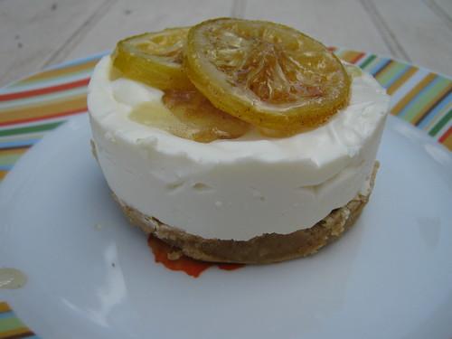 Cheesecake al limone_Maria Toti